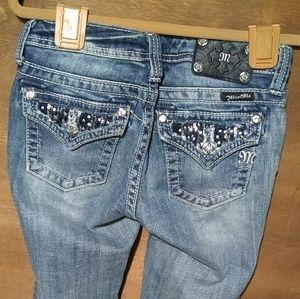 Miss me jeans model# JK6095B6